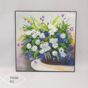 Tranh son dau thsd 02 300x300 - Tranh sơn dầu decor siêu đẹp 50x50
