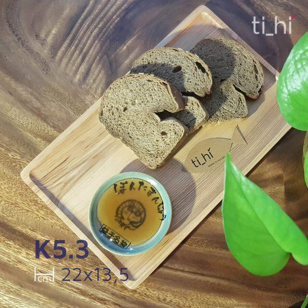k53 4 600x600 - Khay gỗ decor cơ bản - 3 kích thước