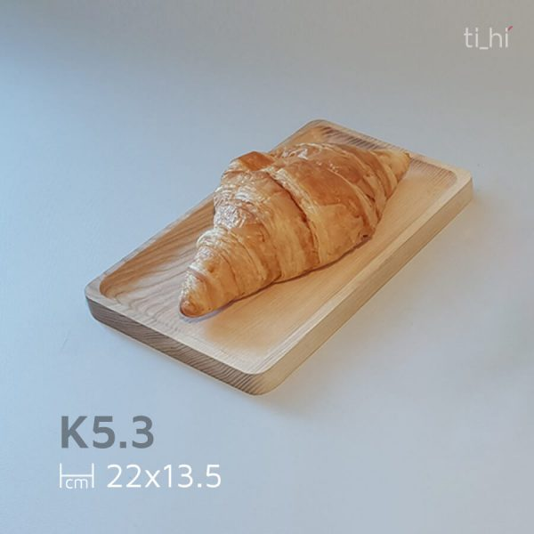 khay go decor chu nhat 22x13.5 2 600x600 - Khay gỗ decor cơ bản - 3 kích thước
