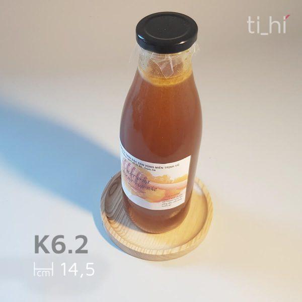 khay go tron 14.5cm 3 600x600 - Khay gỗ tròn decor - khay lót cốc 14.5cm