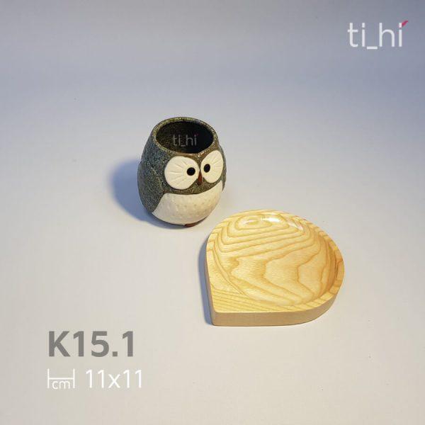 khay go decor hinh giot nuoc k15 2 600x600 - Khay gỗ hình giọt nước 2 size 11cm và 24cm
