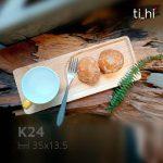 khay chu nhat thot go chu nhat 1 150x150 - Thớt gỗ tự nhiên thông minh 35x13.5cm