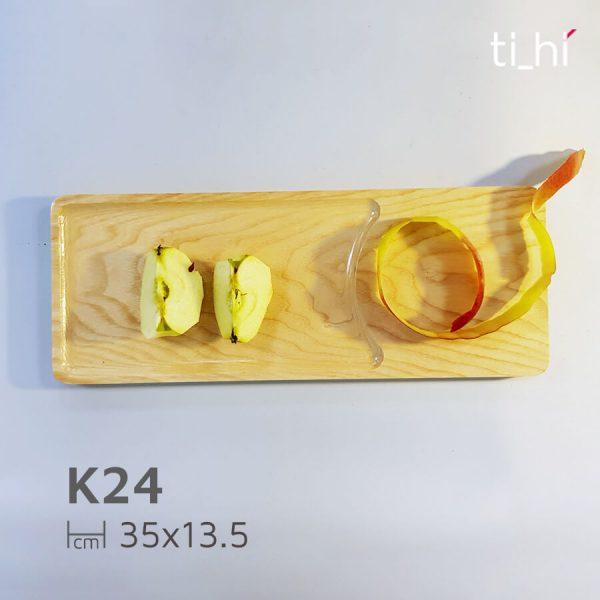 khay chu nhat thot go chu nhat 4 600x600 - Thớt gỗ tự nhiên thông minh 35x13.5cm