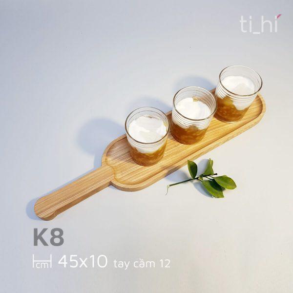 khay go bau duc co tay cam 45x10cm 6 600x600 - Khay gỗ có tay cầm bày đồ ăn 45cm
